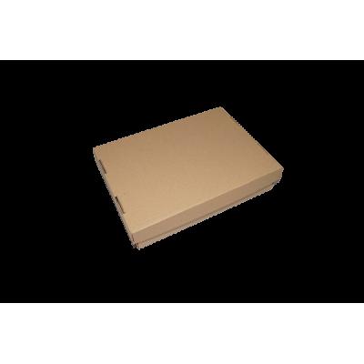 Opakowanie wieczkowe 287 x 197 x 40 (22) Brązowy
