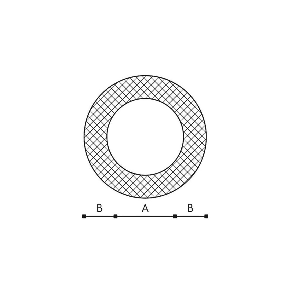 Profil O 5mm UNSLIT