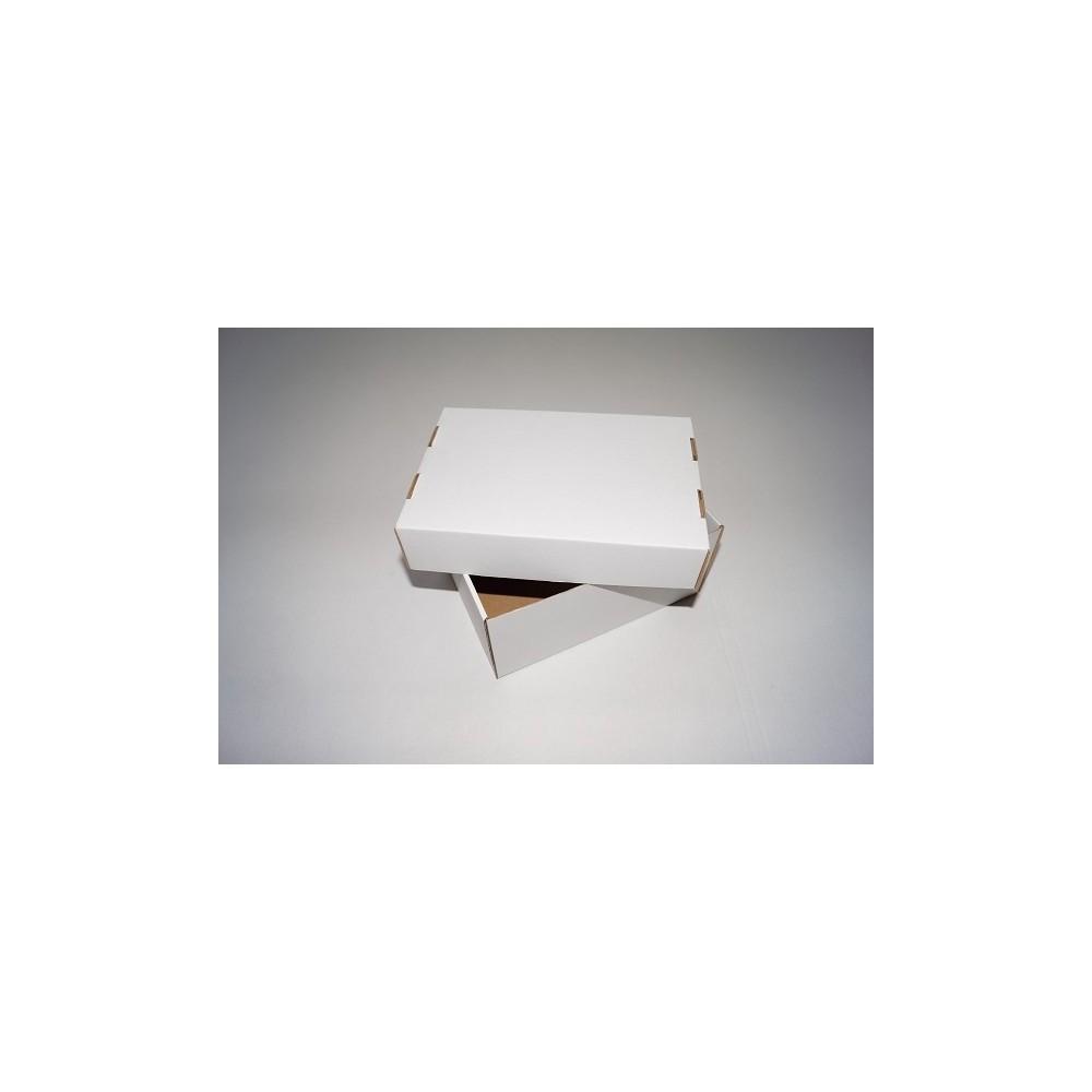 Opakowanie wieczkowe 222 x 150 x 100 (50) Biały