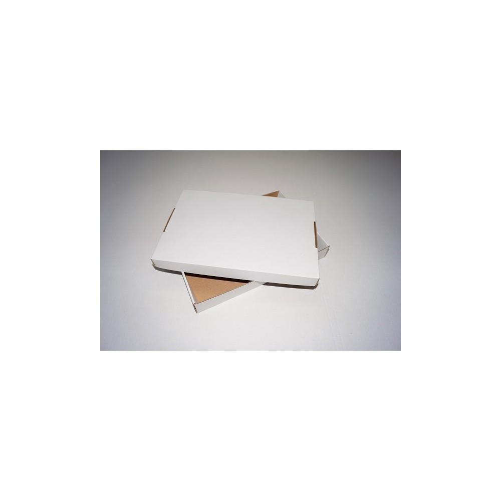 Opakowanie wieczkowe 287 x 197 x 40 (22) Biały