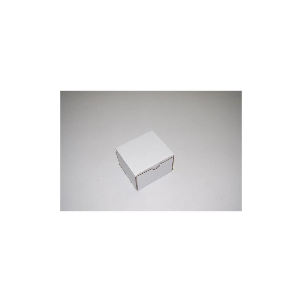 Opakowanie fasonowe 95 x 95 x 95 Biały