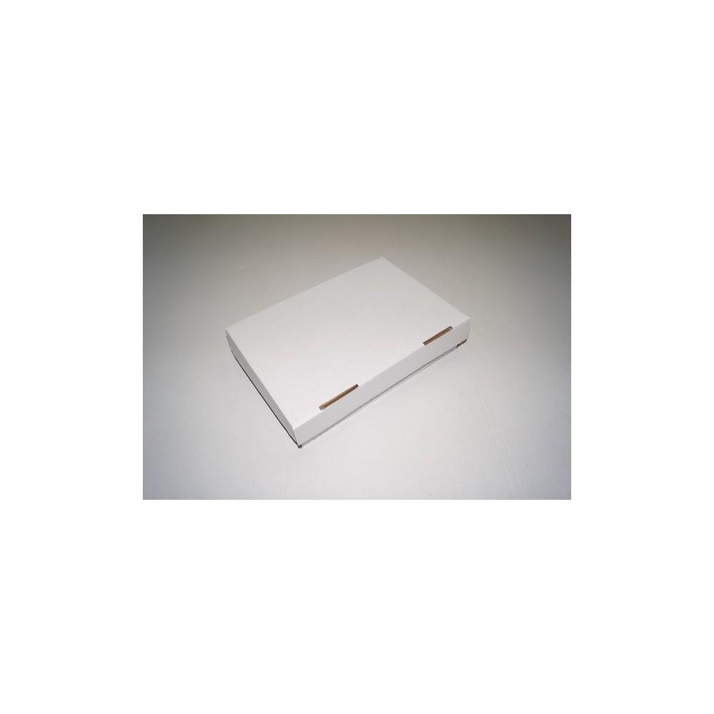 Opakowanie fasonowe 305 x 217 x 70 Biały