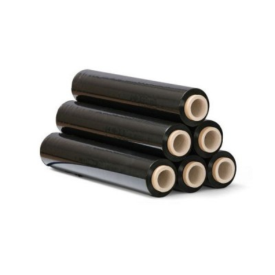 Folia stretch czarna 2,7 [kg]