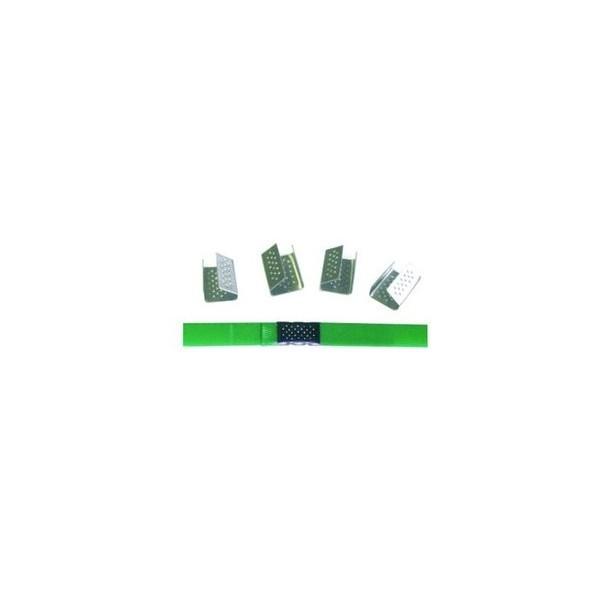 Zapinki blaszane - 19 mm