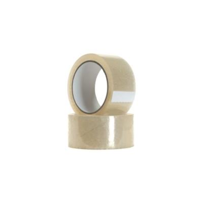Taśma pakowa akrylowa - transparentna 48 mm / 66 Y