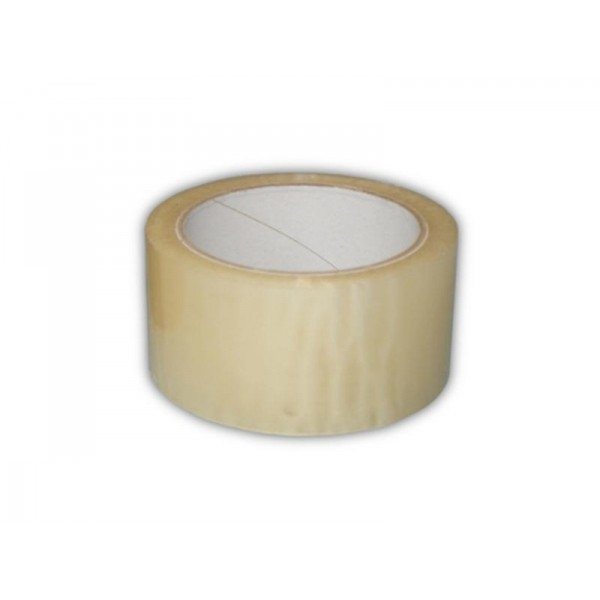 Taśma pakowa Hot - Melt 48 mm/ 66 m - transparent