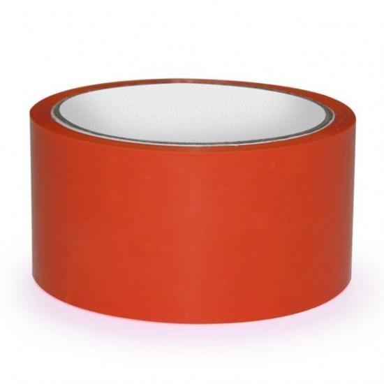 Taśma pakowa akrylowa - pomarańczowa