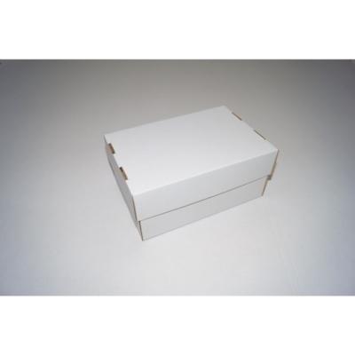 Opakowanie wieczkowe 222 x 170 x 100 (50) Biały