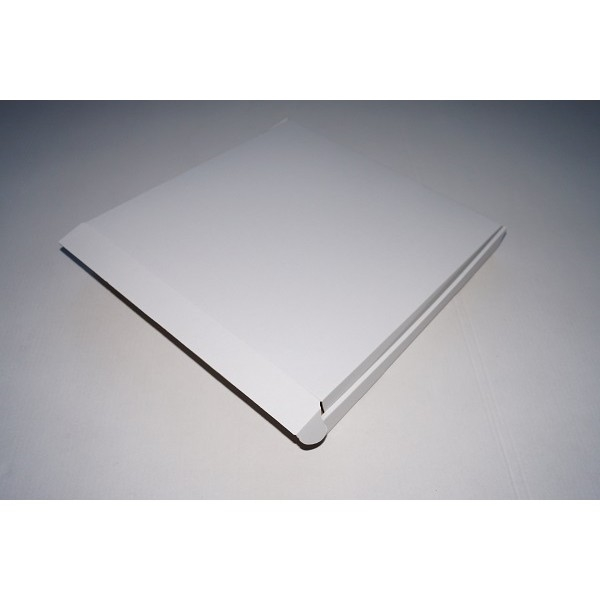 Opakowanie fasonowe 410 x 410 x 45 Biały