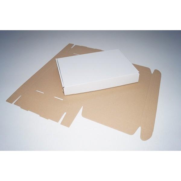 Opakowanie fasonowe 310 x 205 x 45 Biały